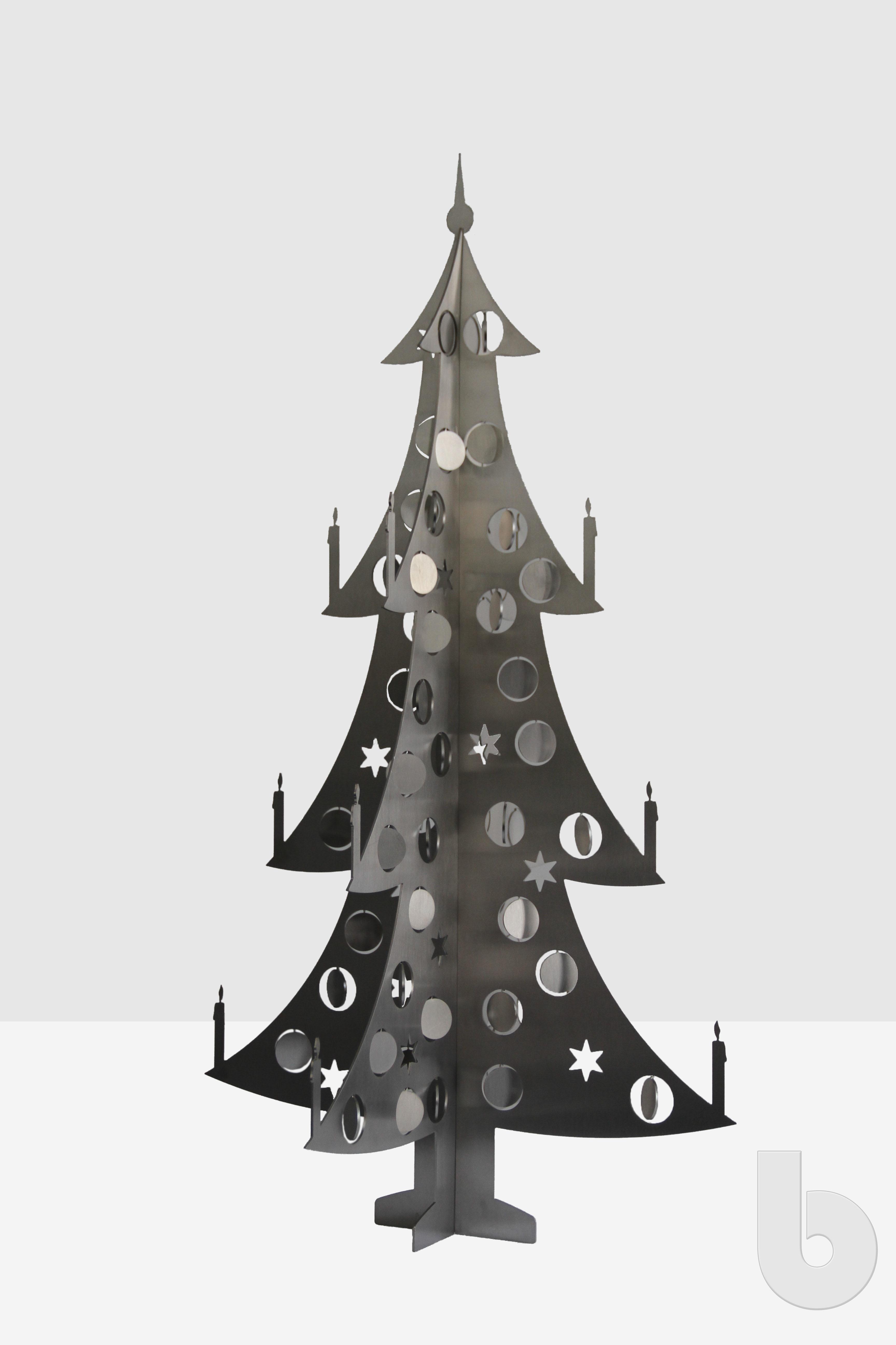 Kugel Für Tannenbaum.Edel Tannenbaum Mit Kugeln